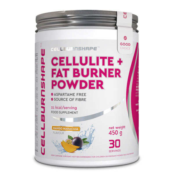 CellBurnShape  Cellulite -+ Fat Burner Powder (450 gr)